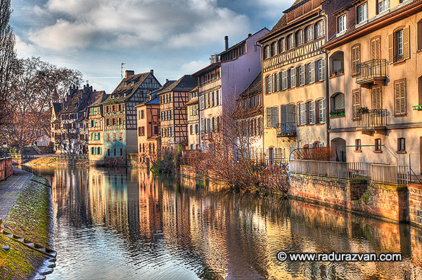 Reflections in Strasbourg