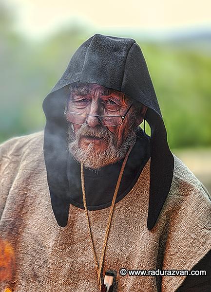 Portrait of a Blacksmith