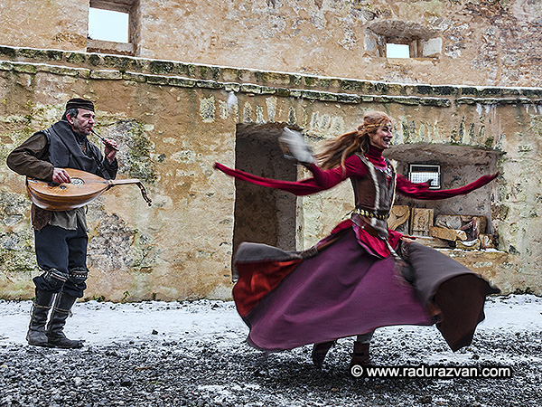 Medieval Entertainers