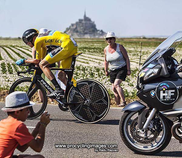 Le Tour de France Action