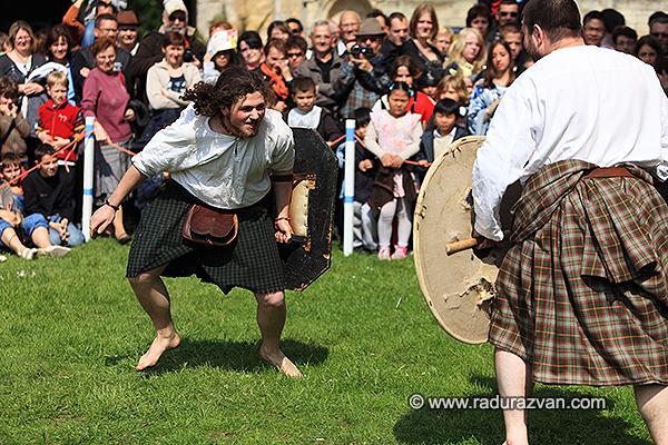 Scottish warriors